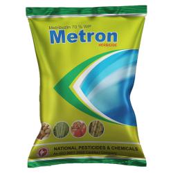 METRON   Metribuzin 70% WP (Herbicide)