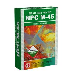 NPC M45 Mancozeb 75% WP (Fungicide)