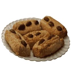 Almond Cookies- Badaam Cookies