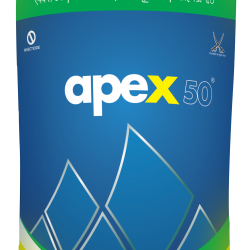 CRYSTAL APEX-50 Emamectin benzoate 1.5% +Fipronil 3.5% SC