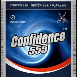 CRYSTAL CONFIDENCE-555 – Imidacloprid 17.8% SL