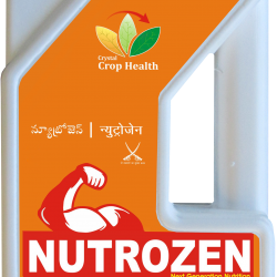 CRYSTAL NUTROZEN Nicronutrient Sprayer
