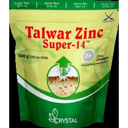 CRYSTAL TALWAR ZINC SUPER-14