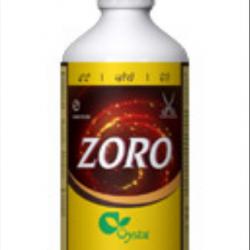 CRYSTAL ZORO Lambdacyhalothrin 2.5% EC