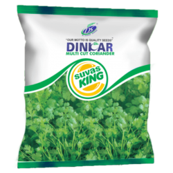 Dinkar Coriander(Dhaniya) Vegetable Seeds Suvas King -1 KG