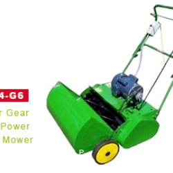 J.S.P-Roller Type Engine Lawn Mower-0054-G6