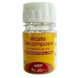 shree-Waste Decomposer Advanced Technology (Pack of 10 )
