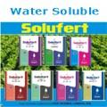 Water Soluble fertilisers