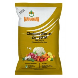 Mahadhan – Zn EDTA Chelated Micronutrient Fertilisers