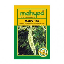 Mahyco BITTERGOURD MBTH 102 (50g) vegetable seeds