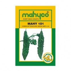 Mahyco BITTERGOURD VENTURA (50g) Vegetable Seeds