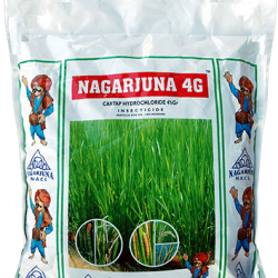 NACL NAGARJUNA 4G Cartap Hydrochloride 4 % G