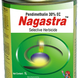 NACL NAGASTRA Pendimethalin 30% EC