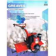 6 HP Graves Cotton Power Weeder