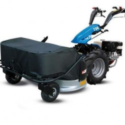 Lawn Cutter With Mc 730 9 Hp Honda