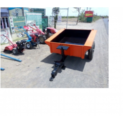 Power Tiller Trolly With Brake