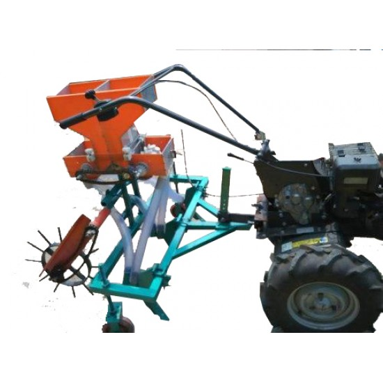 Weeder Seed Drill