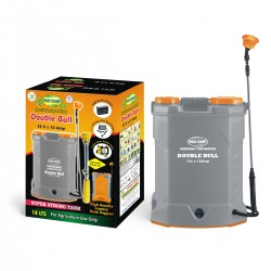 Padgilwar Double Bull 12x14 18-Liter Battery Sprayer