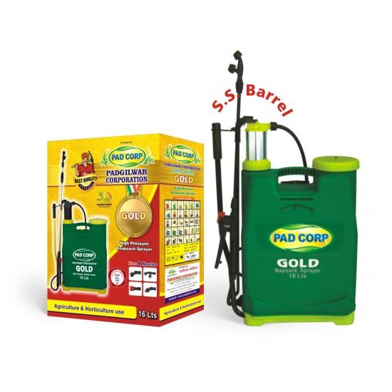 Padgilwar Gold Hand Sprayer 16 Liter