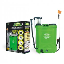 Padgilwar Supreme 2 in 1 - 12x8 Battery Sprayer