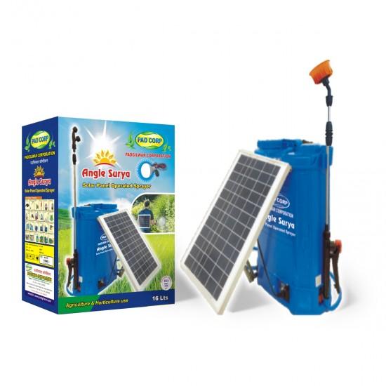 Padgilwar Surya Solar 12x8  - 16 Liter Battery Sprayer