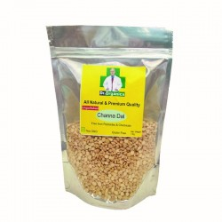 Dr Organic's Unpolished Channa Dal (Bengal Gram)