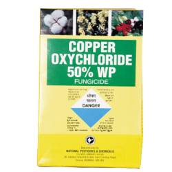 National-Copper OxyChloride 50 WP Fungicides