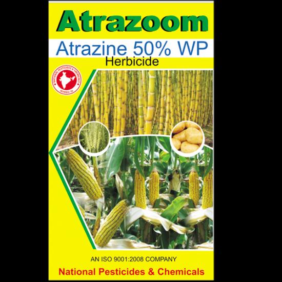 National-Atrazoom - ( Atrazine 50 WP) Selective Herbicide