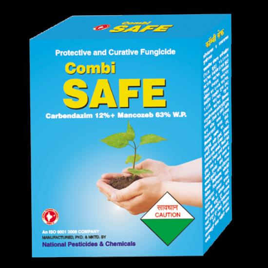 National-Combisafe ( Carbendism 12 % + Mancozeb 63 % wp ) Fungicide