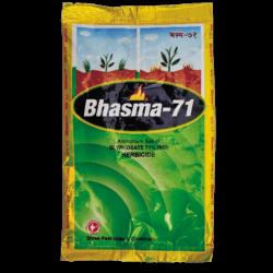 National-Bhasma 71 ( Glyphosate 71% wdg ) Herbicide