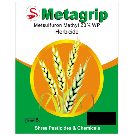 shree-Metagrip - (Metsulfurin Methyl 20 WP)