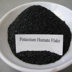 Potassium Humate Flakes
