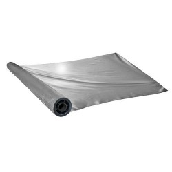 Mulch film - Silver-Black 3 feet x 400 meters x 30 microns