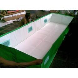 Vermi compost Beds (12x4x2- Big size)