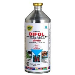 Sulphur Mills DIFOL Dicofol 18.5% EC