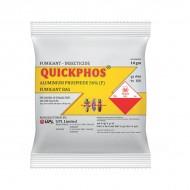 Quickphos  Aluminium phosphide  56%
