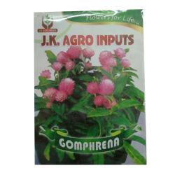 Gomphrena Flower Seed