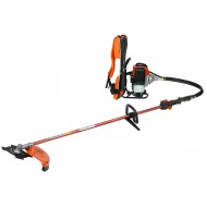Back pack brush cutter