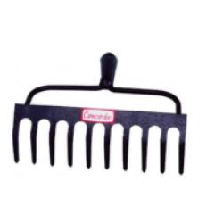 C185 Garden (Bow) Rake Head - 10 Teeth