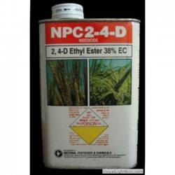 National-NPC 24D ETHYL ESTER 38% EC