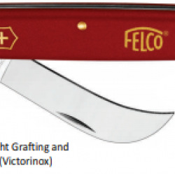 FALCO 3.90.60 FELCO Light Grafting and Pruning Knife (Victorinox)