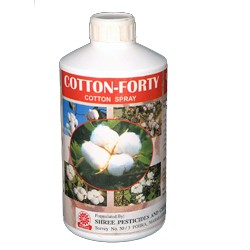 Cotton 40 Spray - Multi Micronutrient Foliar Spray Specially for Cotton