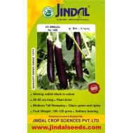 Jindal Brinjal Hybrid Seeds(baingan Seeds)-No.1406 -10GM