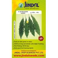 Jindal Bitter Gourd Hybrid Seeds(karela Seeds)-Ganesh-50GM